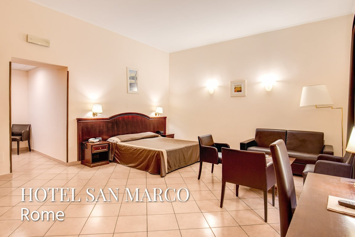 Hotel San Marco Rome Official Site Best Rates Guaranteed