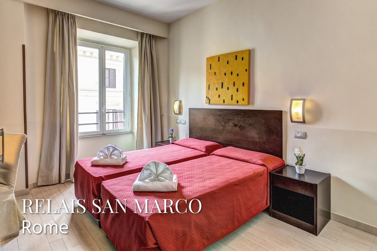 Hotel San Marco Rome Italy